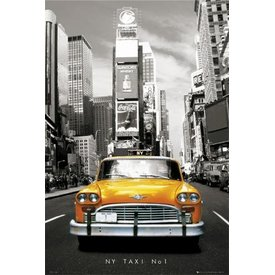 New York Taxi No.1 - Maxi Poster