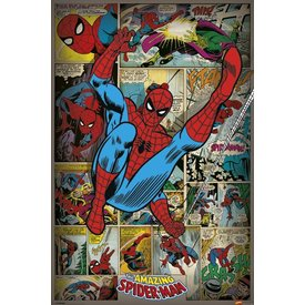 Marvel Comics Spiderman - Maxi Poster