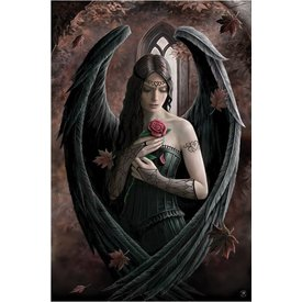 Anne Stokes Angel Rose - Maxi Poster