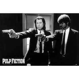 Pulp Fiction Guns