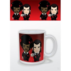 Pulp Fiction Vincent & Jules - Mug
