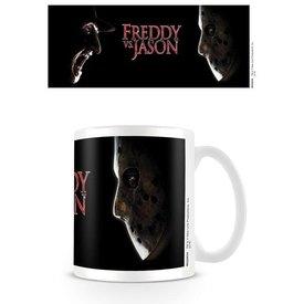 Freddy vs Jason Face Off