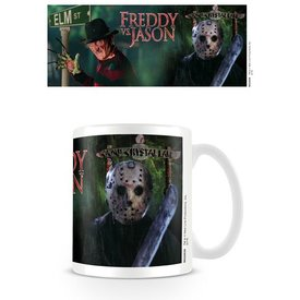 Freddy vs Jason Stomping Grounds