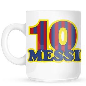 FC Barcelona Messi no. 10