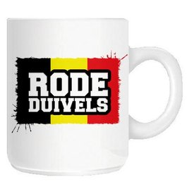 Rode Duivels - Mok