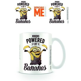 Minions Powered By Bananas