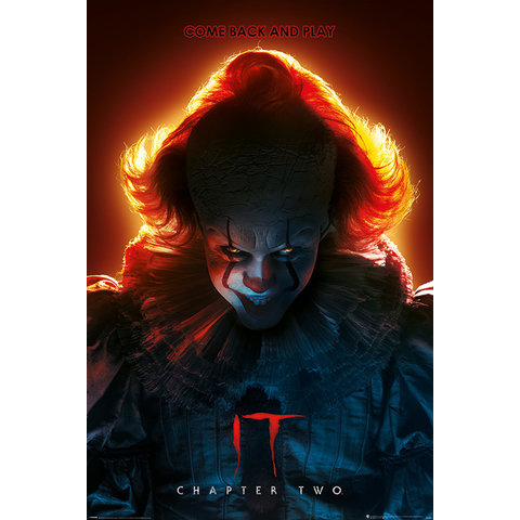 IT Chapter 2 Come Back and Play Maxi Poster