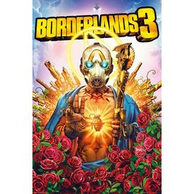 Borderlands 3 Cover Maxi Poster