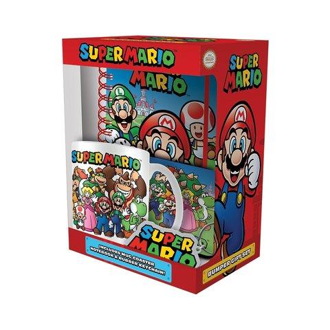 Super Mario Evergreen Premium Gift Set