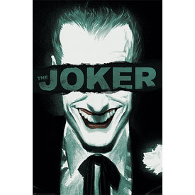 The Joker Put on a Happy Face Maxi Poster