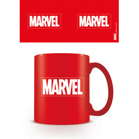 Marvel Logo Coloured Mug
