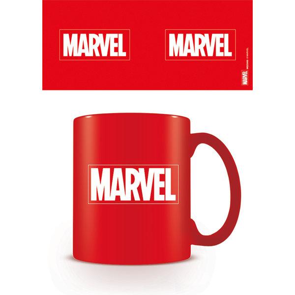 Marvel Logo Coloured Mok