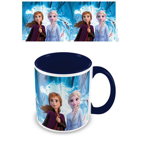 Frozen 2 Guiding Spirit Coloured Mug