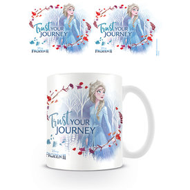 Frozen 2 Trust Your Journey Mug