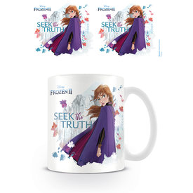 Frozen 2 Seek the Truth Mug