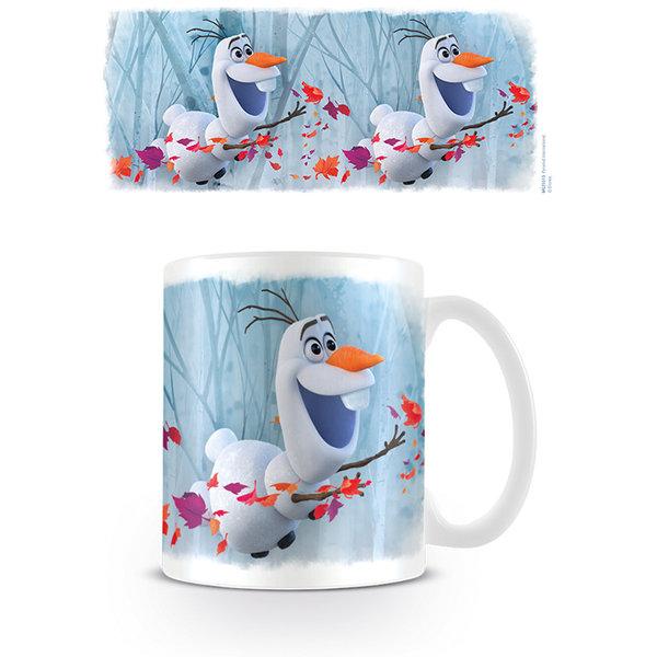 Frozen 2 Olaf Mok