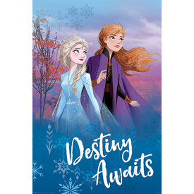 Frozen 2 Destiny Awaits Maxi Poster