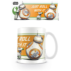 Star Wars: The Rise of Skywalker Just Roll With It Mug