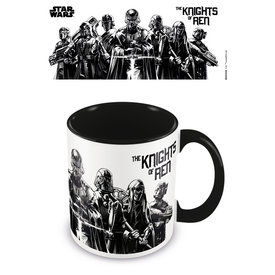 Star Wars: The Rise of Skywalker Knights of Ren Coloured Mug