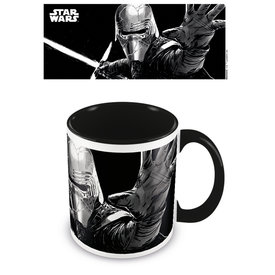 Star Wars: The Rise of Skywalker Kylo Ren Dark Coloured Mug