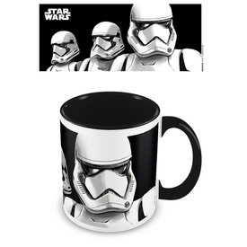 Star Wars: The Rise of Skywalker Stormtrooper Dark  Coloured Mug
