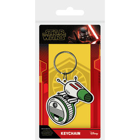 Star Wars: The Rise of Skywalker D-O Keyring