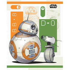 Star Wars: The Rise of Skywalker BB8 and D-O Mini Poster
