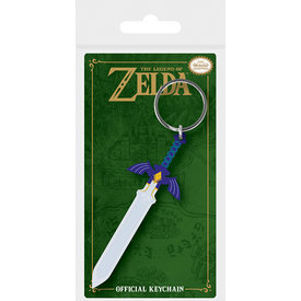 The Legend of Zelda Master Sword Keyring