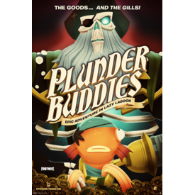 Fortnite Plunder Buddies Maxi Poster