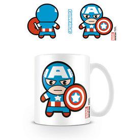 Marvel Kawaii Captain America Mok