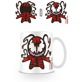 Marvel Kawaii Carnage Mug