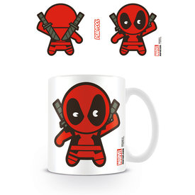Marvel Kawaii Deadpool Mug