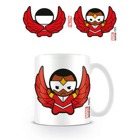 Marvel Kawaii Falcon Mug