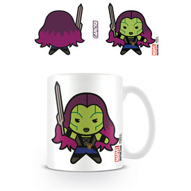 Marvel Kawaii Gamora Mug