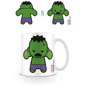 Marvel Kawaii Hulk Mok