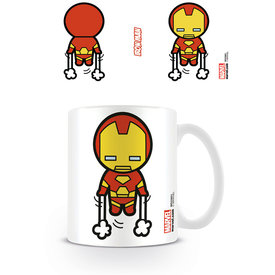 Marvel Kawaii Iron Man Mug