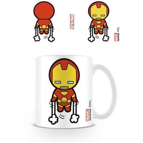 Marvel Kawaii Iron Man Mug