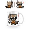 Marvel Kawaii Rocket Racoon Mug