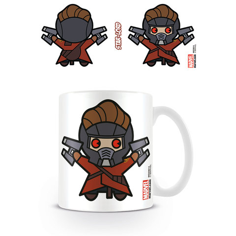 Marvel Kawaii Star Lord Mug