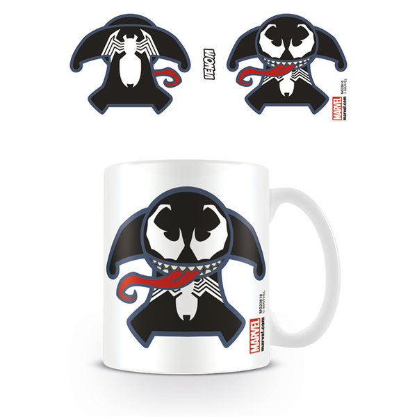 Marvel Kawaii Venom Mug