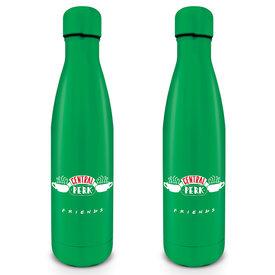 Friends Central Perk Logo Metal Drink Bottle