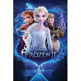 Frozen 2 Magic Maxi Poster