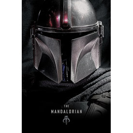 Star Wars The Mandalorian Dark Maxi Poster