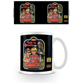 Steven Rhodes Let's Talk To Ghosts Mug