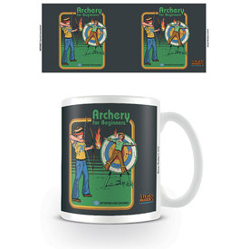Steven Rhodes Archery For Beginners Mug