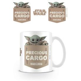 Star Wars The Mandalorian Precious Cargo Mug