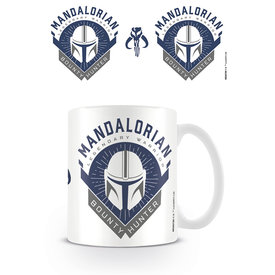 Star Wars The Mandalorian Bounty Hunter Mug