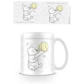 Winnie the Pooh Eleven o'Clockish Mok