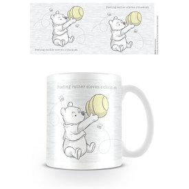 Winnie the Pooh Eleven o'Clockish Mug
