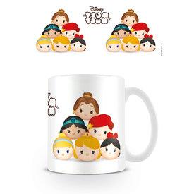 Tsum Tsum Princesses Mug